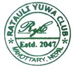 RATAULI YUBA CLUB